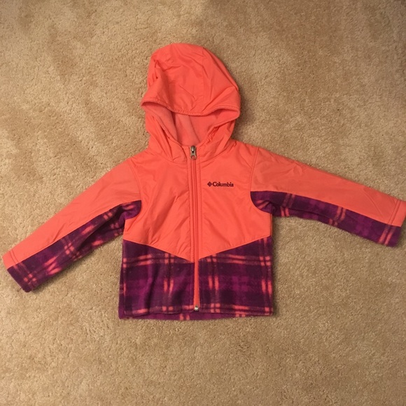 e66195f6c Columbia Jackets & Coats | Toddler Steens Mt Overlay Hoodie Jacket ...